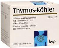 Köhler Thymus Köhler Kapseln (90 Stk.)