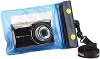 Somikon Unterwasser-Kameratasche mit Objektivführung Mini
