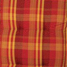 Sun Garden Naxos Liegenauflage 190 x 60 cm (Dessin 10348-3: rot/orange/gestreift)