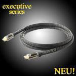 Goldkabel Executive HDMI Highspeed with Ethernet (0,5m)