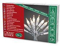 Konstsmide Mini-Lichterkette 10er weiß klar (2111-002)
