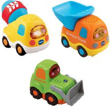 Vtech Toot Toot Drivers Car Construction Vehicles