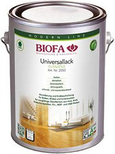 Biofa Universallack farblos glänzend 2050 2,5 l