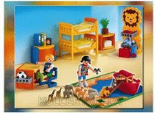 Playmobil 4287 Kinderspielzimmer