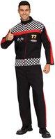 Rennfahrer Karnevalskostüm