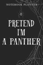 Panther Faschingskostüm