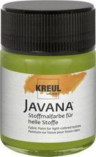Javana Textil Sunny 50 ml olivgrün