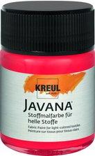 Javana Textil Sunny 50 ml hellrot