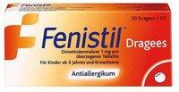 EMRA-MED Fenistil überzogene Tabletten (100 Stk.)
