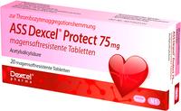 Dexcel ASS DEXCEL Protect 75 mg magensaftres. Tabletten (20 Stk.)