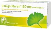 Krewel Ginkgo Maren 120 mg Filmtabletten (30 Stk.)