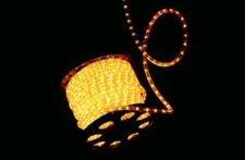 Jäger-Direkt LED-Lichtschlauch transparent 45m (248.006)