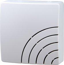 Kopp Zweiklang-Gong Quadrat, weiß (291702027)