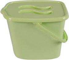 Maltex Windeleimer mit Deckel Classic Grün