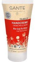 Sante Family Handcreme Bio-Goji & Olive (30 ml)