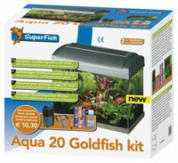 Superfish Aqua 20 Goldfish kit