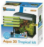Superfish Aqua 30 Tropical kit 25L (35 x 22,5 x 31,5 cm)