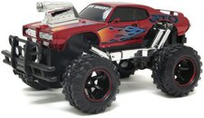 New Bright Monster Muscle Truck Pontiac GTO RTR