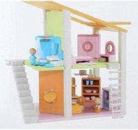 Sevi Puppenhaus klein inkl. Möbel A