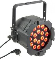 Cameo Light Studio PAR 64 CAN 18x8W RGBW