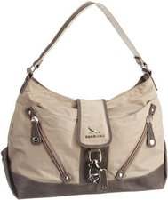 Sansibar Typhoon Hobo Bag taupe (B-334-37)