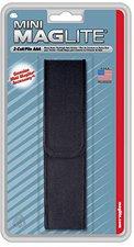 MagLite Mini Maglite 2-Cell AAA Black Nylon Flashlight Belt Holster