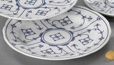 Winterling Tallin Indisch Blau Frühstücksteller 21 cm