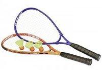 SPIEL & SPASS GmbH Geschwindigkeits-Badminton (615355)