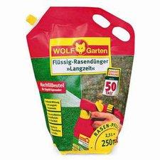Wolf-Garten Nachfüllpack Flüssig Langzeit-Rasendünger LL 250 R