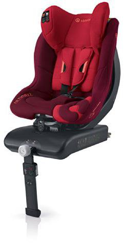 Concord Ultimax Isofix Red