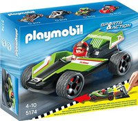 Playmobil Sports & Action - Turbo Racer (5174)