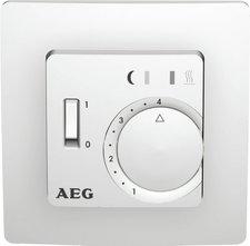 AEG Fußbodentemperaturregler FTE 5050 SN