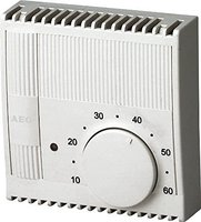 AEG Fußbodentemperaturregler FTE 910