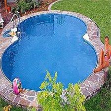 Future Pool Achtformbecken Family 6,25 x 3,6 m