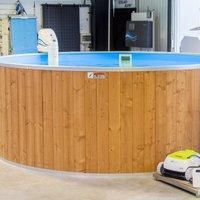 Future Pool Rundpool Fun Wood 8,0 x 1,2 m