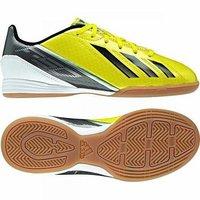 Adidas F10 IN J vivid yellow/black/running white