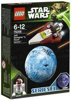 LEGO Star Wars - Jedi Starfigher & Planet Kamino (75006)