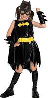 Rubies Kinderkostüm Batgirl Fledermaus