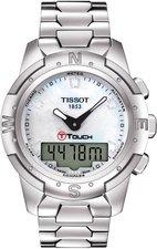 Tissot T-Touch II Titanium Lady ((T047.220.44.116.00)