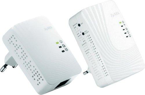 ZyXEL 500 Mbps Powerline WLAN n Adapter (PLA4231)