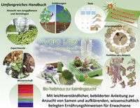 EDU-Toys Hydro-Lab Bio-Treibhaus