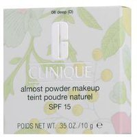 Clinique Almost Powder Make-Up - 06 Deep (9 g)