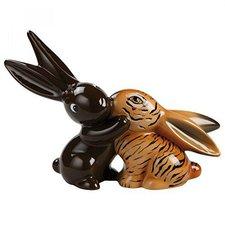 Goebel Bunny de luxe Tiger Bunny in Love