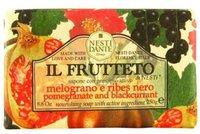 Village Nesti Dante Il Frutteto Pomegranate & Blackcurrant Stückseife (250 G)