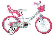 Dino Kinderfahrrad Hello Kitty 16 Zoll