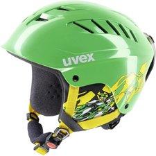 Uvex X-ride Junior Motion green