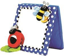 Sassy Crib & Floor Spiegel