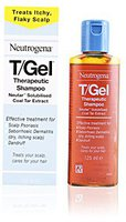 Neutrogena T/Gel Oily Hair Shampoo (125 ml)