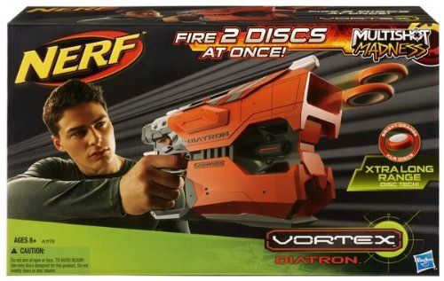 Nerf Vortex Diatron