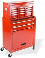Dema Werkstattwagen 6+ rot (20496)